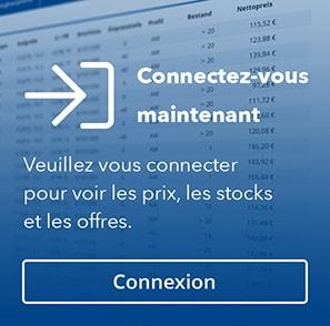 Veuillez vous connecter pour voir les prix, les stocks et les offres.